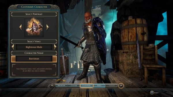 The Bard's Tale IV: Director's Cut recensione