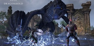 the elder scrolls online Dragonhold