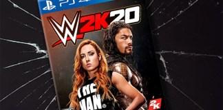 WWE 2K20 broken