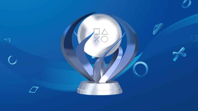 playstation trofeo platino