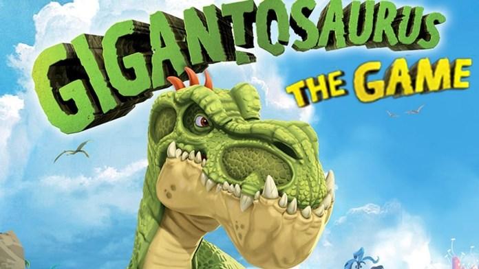 gigantosaurus il gioco