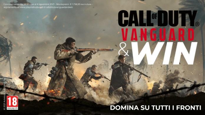Call of Duty Vanguard & Win