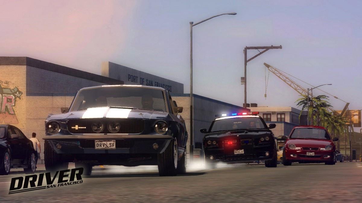 PlayStation Pro 20 Driver San Francisco PS3