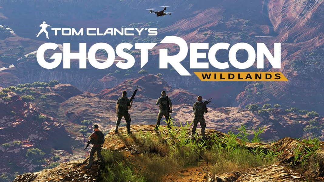 Tom Clany's Ghost Recon Wildlands