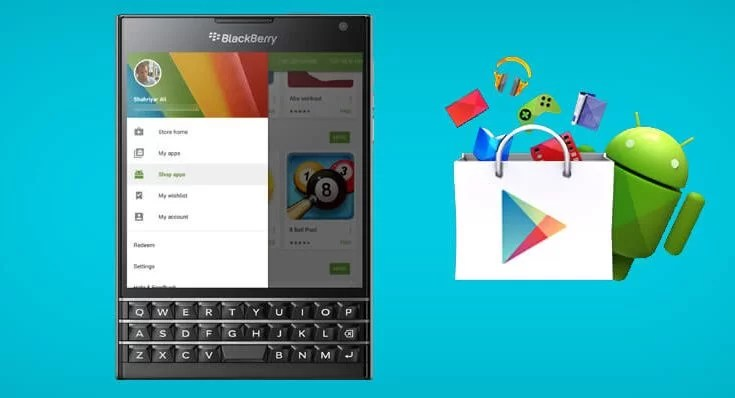 Google Play Store for BlackBerry Download - PlayStore For PC Windows