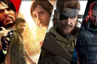 StormCast #15 – Jogos que deveriam virar filmes