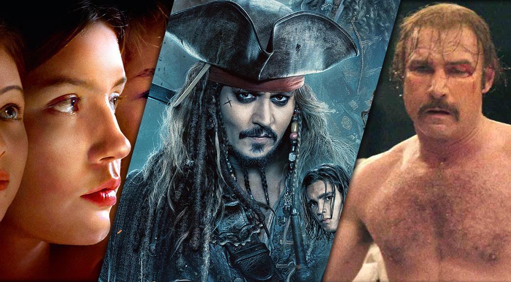 Cinema | Lançamento de filmes em 25 de maio: Destaque - Piratas do Caribe