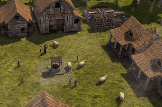A Survival Sandbox   Play The Past banished1