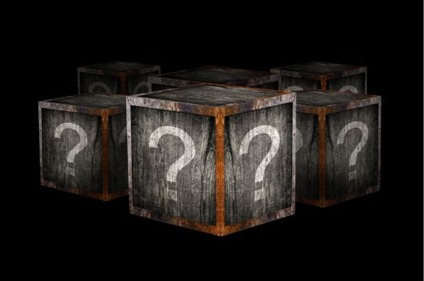 Golden Nugget Asks The Immortal Question: What's In The Box?