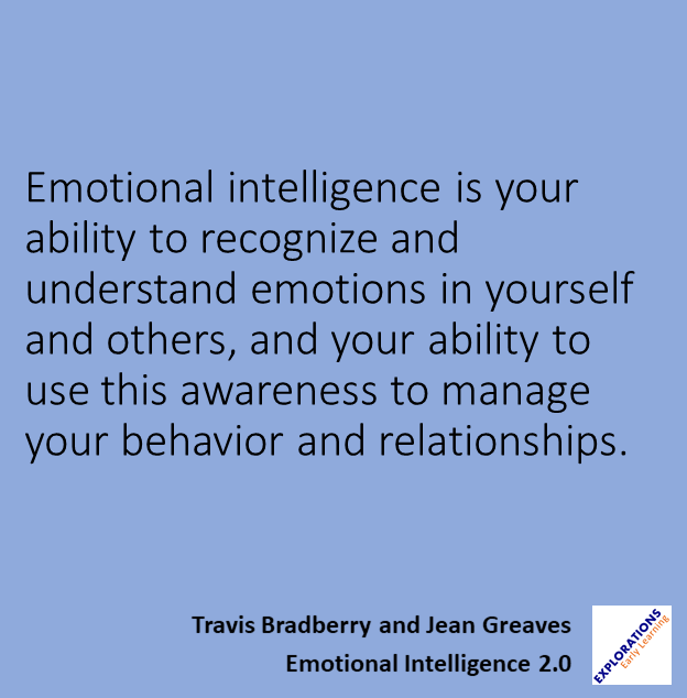 Emotional Intelligence Quotes Emotional Intelligence 2.0 | Quote 00246 | Playvolution HQ Emotional Intelligence Quotes
