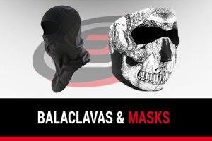 Balaclavas, Masks & Neck Tubes