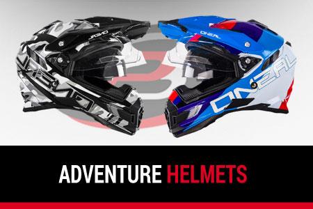 Adventure Helmets