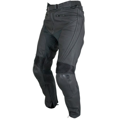 Armr Moto Katana Leather Motorcycle Jeans Black