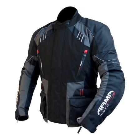 Armr Moto Kiso 2 Motorcycle Jacket - Gunmetal