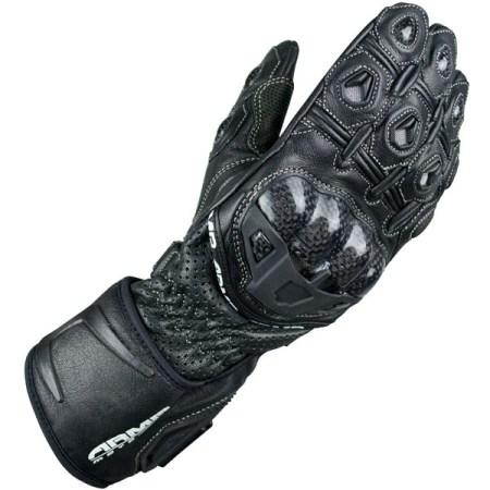 Armr Moto S470 Motorcycle Gloves Black
