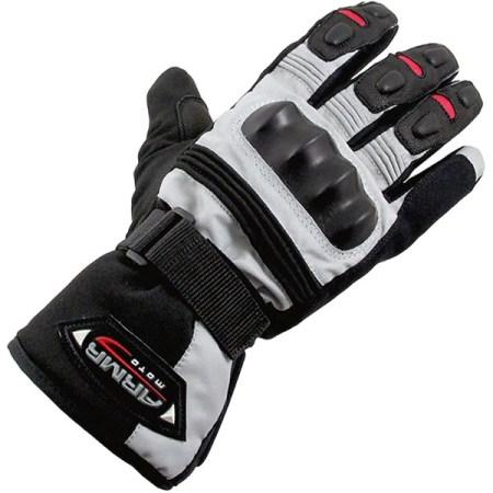 Armr Moto WP525 Motorcycle Gloves Grey
