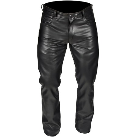 Buffalo Classic Ladies Leather Motorcycle Trousers