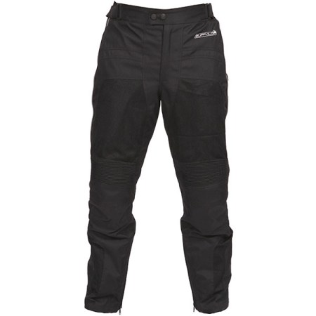 Buffalo Coolflow ST Motorcycle Trousers - Black