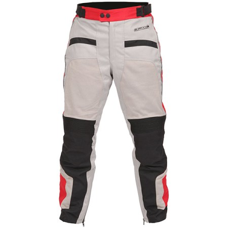 Buffalo Coolflow ST Motorcycle Trousers Stone