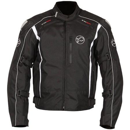 Buffalo Spyker Motorcycle Jacket Black
