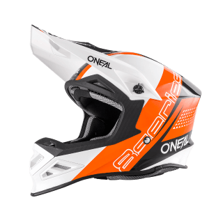 Oneal 8 Series Nano Motocross Helmet Orange