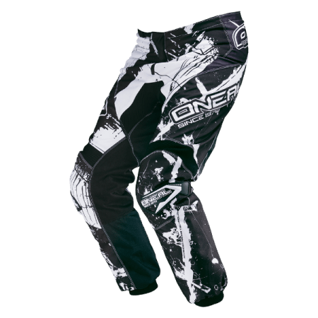 ONeal Element Shocker Motocross Pants - Black