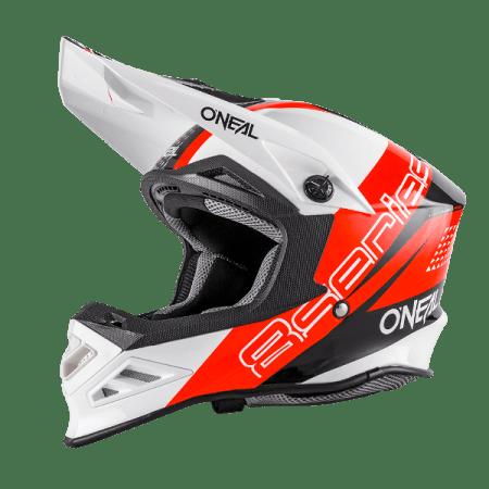 Oneal 8 Series Nano Motocross Helmet - Red