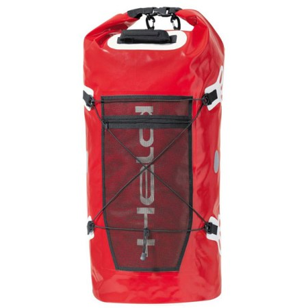 Held Waterproof Motorcycle Roll Bag - Red