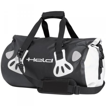 Held Waterproof Motorcycle Carry Roll Bag - Black
