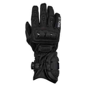 Knox Nexos Motorcycle Gloves Black