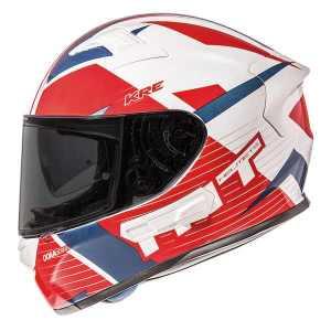 MT KRE SV Rad Motorcycle Helmet Red