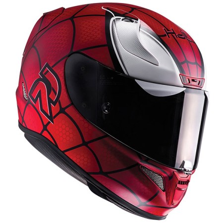 HJC RPHA 11 Spiderman Motorcycle Helmet