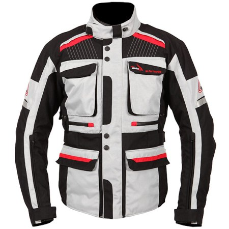 Weise W-Tex Touring Motorcycle Jacket - Stone