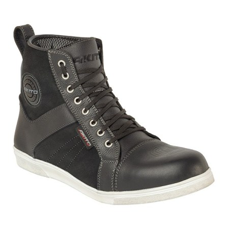 Akito Citizen Motorcycle Boots - Black