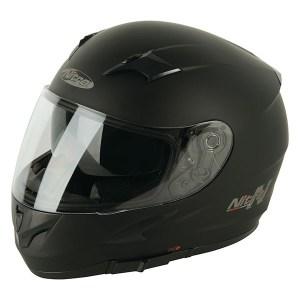 Nitro N2300 Rift Uno Motorcycle Helmet Matt Black