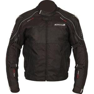 Buffalo Atom Motorcycle Jacket Black