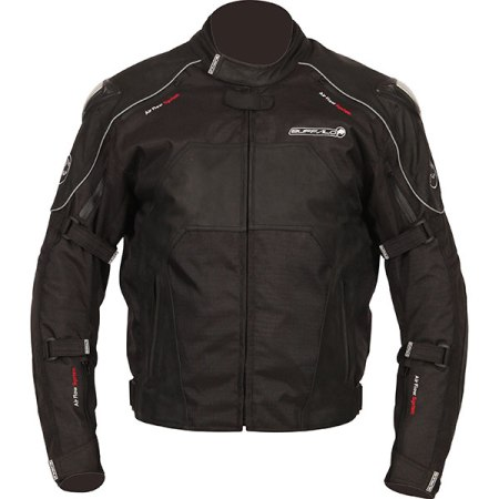 Buffalo Atom Motorcycle Jacket Black
