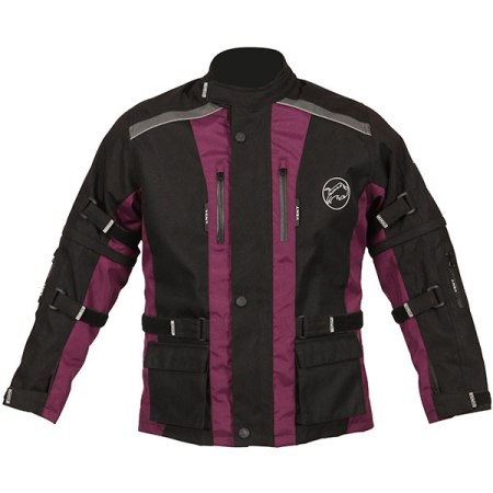 Buffalo Childrens Ranger Motorcycle Jacket - Purple