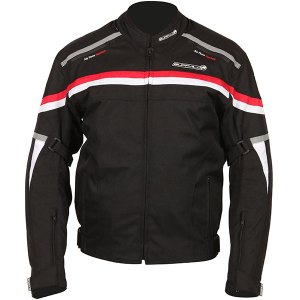 Buffalo Rebel Motorcycle Jacket Black