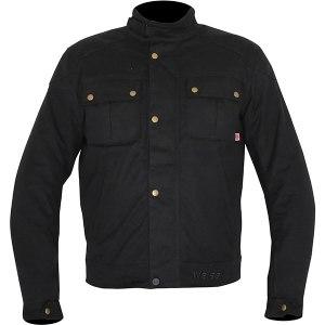 Weise Ashland Motorcycle Jacket Black