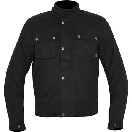 Weise Ashland Motorcycle Jacket - Black