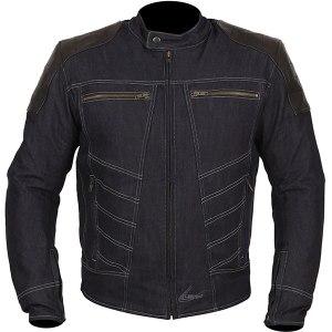 Weise Fury Denim Motorcycle Jacket
