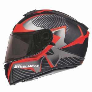 MT Blade 2 SV Blaster Motorcycle Helmet Red