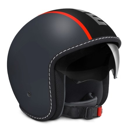 Momo Blade Motorcycle Helmet - Matt Grey