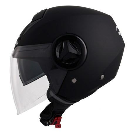 Vemar Breeze Motorcycle Helmet - Matt Black