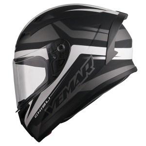 Vemar Ghibli Base Motorcycle Helmet Matt Black