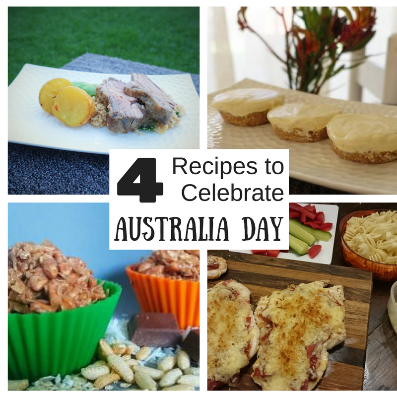 4 recipes to celebrate australia day 4 recipes with australian flavours and buckets of food memories by play with food forumfinder Images