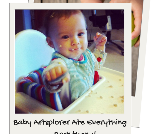 When Baby Led Weaning didn't go as I planned (guest post) | Play with Food