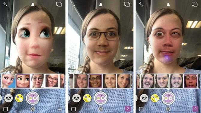 برامج تغيير الوجه