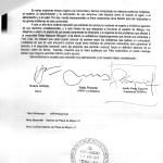 Carta a Cristina Fernández de Kirchner